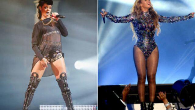 Les chanteuses les mieux payées en 2014 sont... (PHOTOS)
