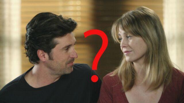 Grey's Anatomy : qui se glisse entre Meredith et Derek ?