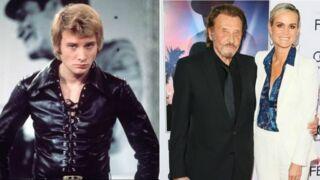 Mort de Johnny Hallyday : retour sur plus de 70 ans de looks (42 PHOTOS)