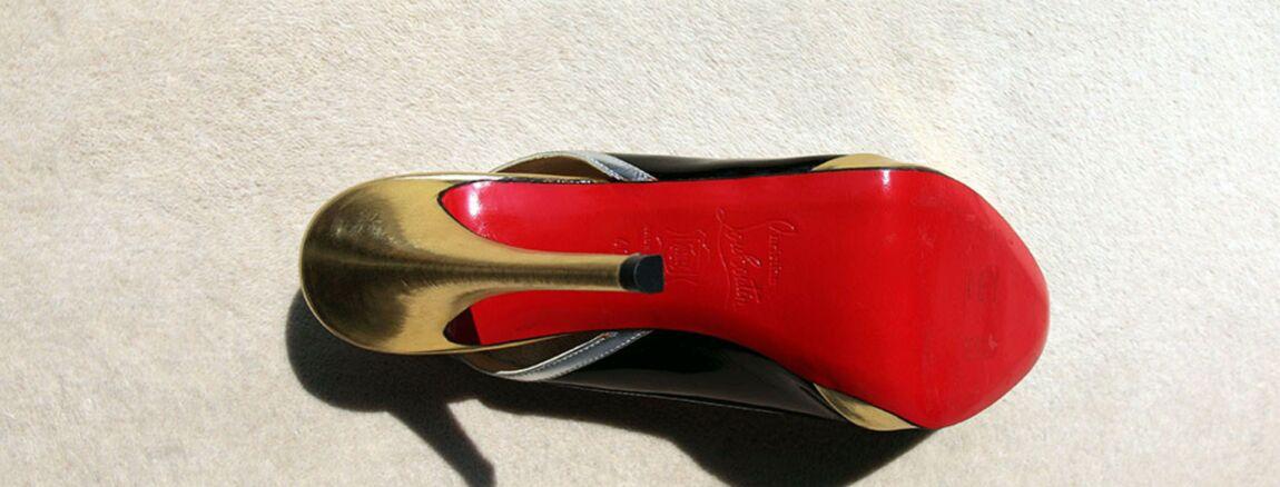code promo b487a 95d3f Pourquoi les semelles des chaussures Louboutin sont-elles ...