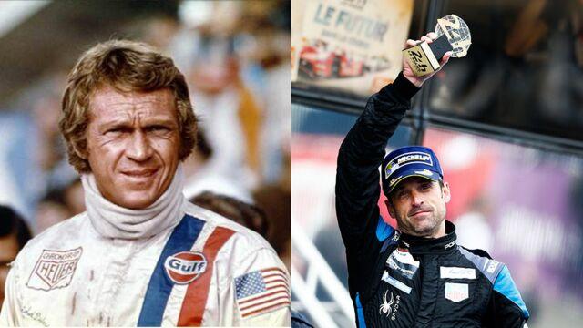De Steve McQueen à Patrick Dempsey, quand les 24 heures du Mans attirent les stars (32 PHOTOS)