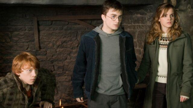 Harry Potter : Harry aurait dû finir avec Hermione !