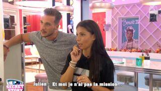 Secret Story 10 : Sophia et Julien ont (déjà) du mal à se supporter