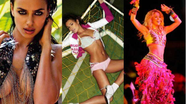 Femmes de footballeurs : de vrais crampons ! (PHOTOS)