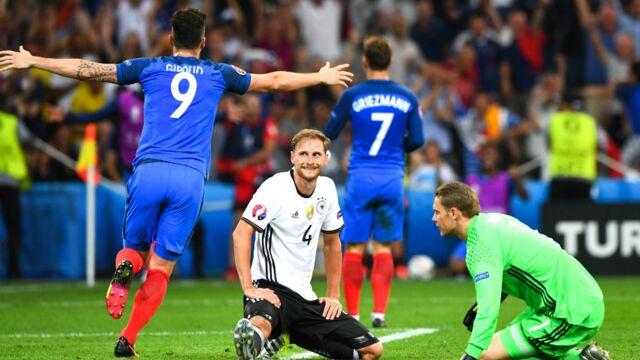 Audiences : Allemagne/France, record de l'année 2016 pour TF1