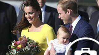 Kate Middleton : Reine du style avec William et l'adorable bébé George (30 PHOTOS)