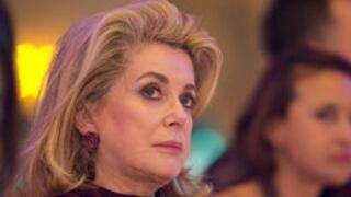 Catherine Deneuve répond à Sophie Marceau et prend la défense de François Hollande