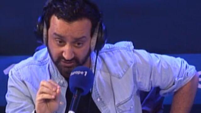 Le message déjanté de Cyril Hanouna à François Hollande (VIDÉO)