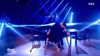Danse avec les stars : Sandrine Quétier en larmes après la prestation d'Artus (VIDEO)