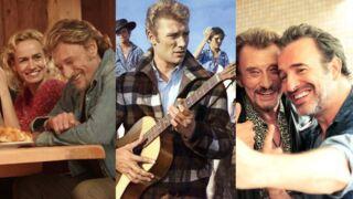 Salaud on t'aime (Chérie 25) : les plus grands rôles de Johnny Hallyday au cinéma (PHOTOS)