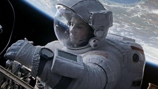 Audiences : Gravity a envoyé TF1 à la première place