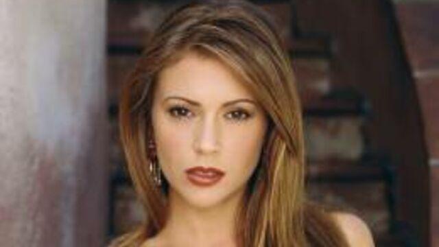 Alyssa Milano va faire son retour à la télé
