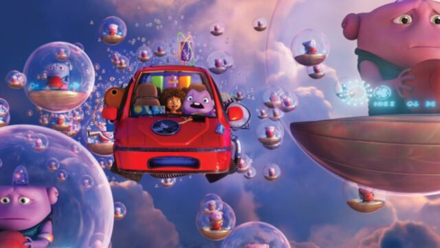 La sortie ciné de la semaine  : En route, décoifffantes aventures spatiales !