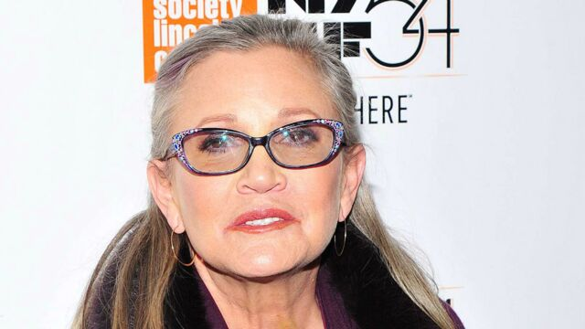 Carrie Fisher (Star Wars) victime d'un arrêt cardiaque