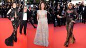 Cannes 2017 : Mary J. Blige en robe façon lingerie, Olga Kurylenko tout en transparence… (PHOTOS)