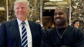 Tout juste sorti de l'hôpital psychiatrique, Kanye West rencontre... Donald Trump