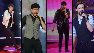The Voice : Découvrez les chansons que reprendront MB14, Slimane, Clément Verzi et Antoine pour la finale