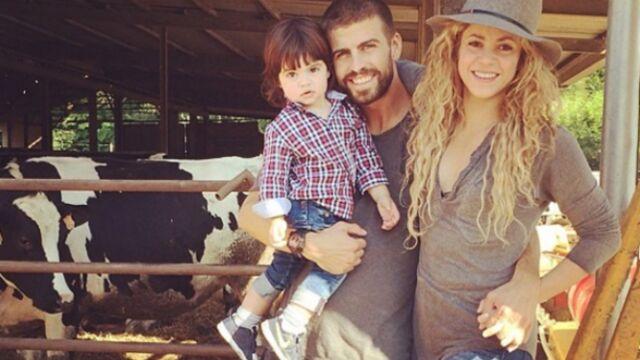 Carnet rose : Shakira a accouché !