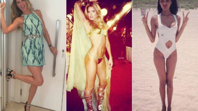 Gisele Bündchen, Doutzen Kroes, Adriana Lima... Le top des mannequins les mieux payés (PHOTOS)