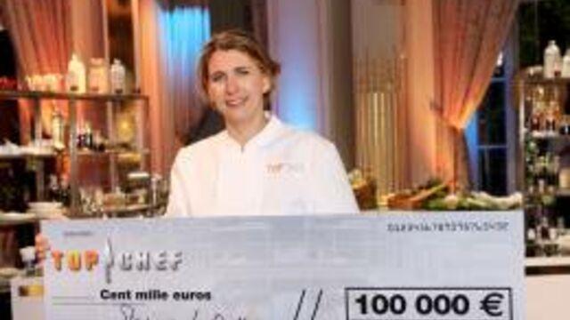 Stéphanie, grande gagnante de Top Chef 2011