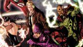 Justice League Dark : Warner et DC Comics lancent une nouvelle équipe de super-héros