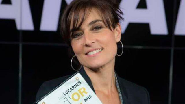 Lucarnes d'or : Nathalie Iannetta, meilleure journaliste/présentatrice