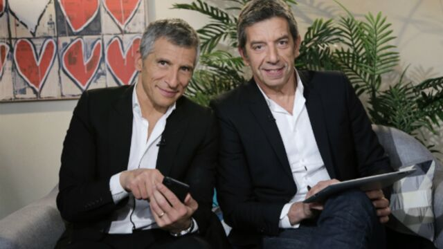 Nagui et Michel Cymes, un duo au top sur France 2