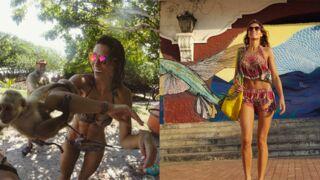 Laury Thilleman : en vacances en Colombie, elle dévoile des clichés très sexy (PHOTOS)