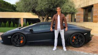 Cristiano Ronaldo plante sa Lamborghini dans la neige et appelle une ambulance ? (MÀJ)
