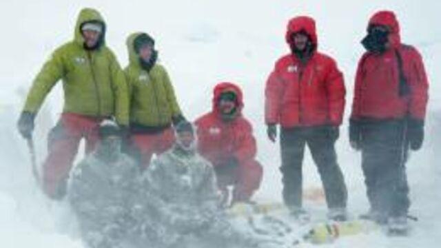 """Le documentaire """"On a marché sous le pôle"""" bientôt dans Thalassa"""