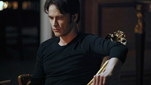 Stephen Moyer (True Blood) était accro, mais pas au sang