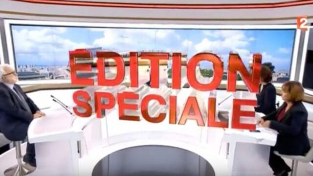 Accident de Puisseguin : France 2 retransmet l'hommage républicain
