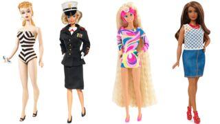 Bon anniversaire Barbie : retour sur son évolution physique (PHOTOS)