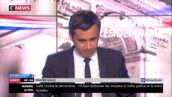 CNEWS diffuse par erreur des images d'Olivier Galzi désemparé pendant le bug technique (VIDEO)
