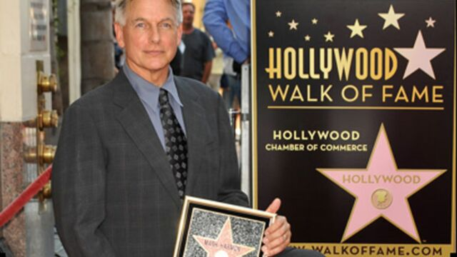 Mark Harmon (NCIS) a son étoile à Hollywood