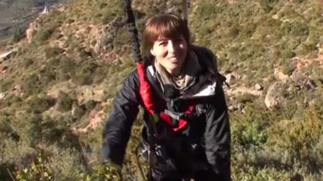 La chute vertigineuse de Julie Boulanger dans Riding Zone (VIDEO)