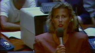 La première télé de... Claire Chazal (VIDEO)