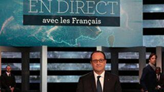 Audiences : François Hollande et TPMP cartonnent, Rising Star au plus bas