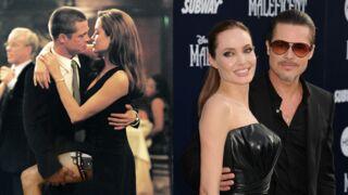 Angelina Jolie et Brad Pitt, le divorce : retour en images sur 12 ans d'amour (27 PHOTOS)