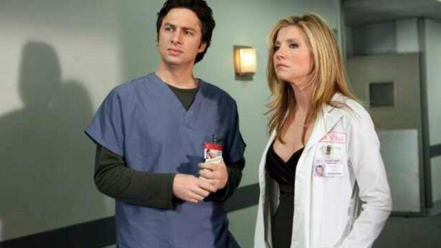 Un ancien médecin de Scrubs dans Grey's Anatomy