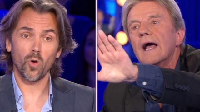 «Vous dites des saloperies !» : Aymeric Caron houspillé par Bernard Kouchner (VIDÉO)