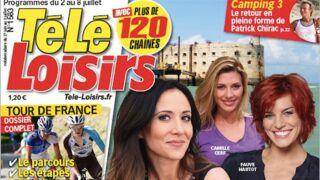 A la Une de Télé-Loisirs : les femmes passent à l'attaque dans Fort Boyard