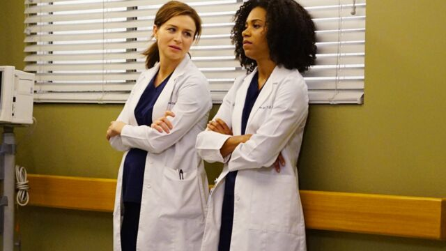 Audiences : Grey's Anatomy (TF1) toujours au sommet