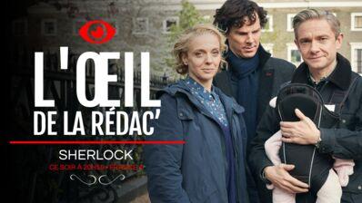 Sherlock revient sur France 4 : une saison 4 à ne surtout pas manquer ! (VIDEO)