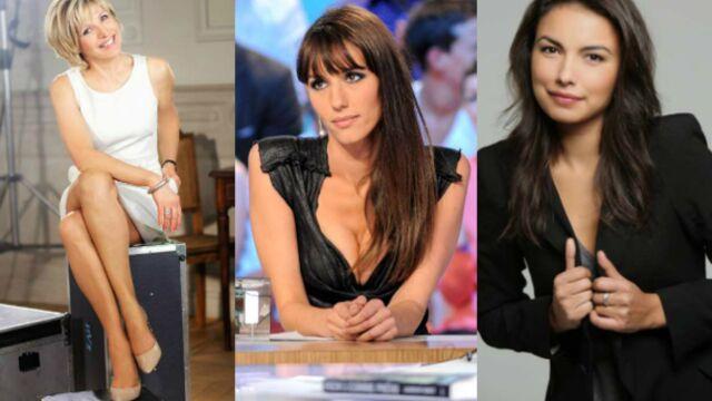 Evelyne Dhéliat, Doria Tillier, Anaïs Baydemir : les Miss météo rayonnent (PHOTOS)