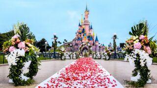 Se marier à Disneyland Paris, c'est désormais possible ! (PHOTOS)