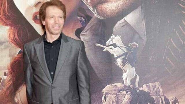 Jerry Bruckheimer : « J'adore les westerns »