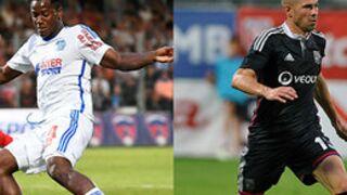 Mercato Ligue 1 : OM, OL, Lille, Bordeaux... Le point sur les transferts (1/2)