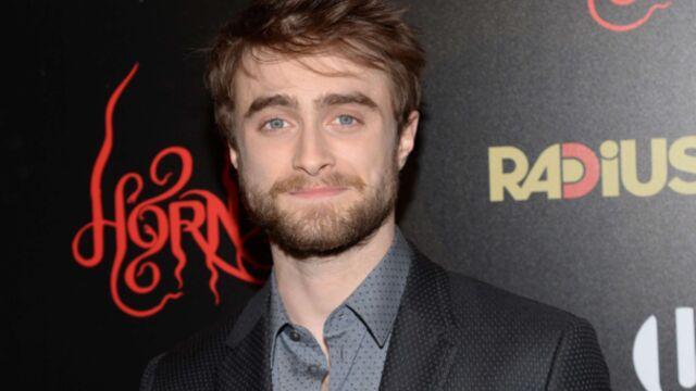 L'accent anglais, l'atout charme de Daniel Radcliffe !