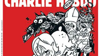 Charlie Hebdo : Découvrez la Une du prochain numéro en kiosques le 25 février